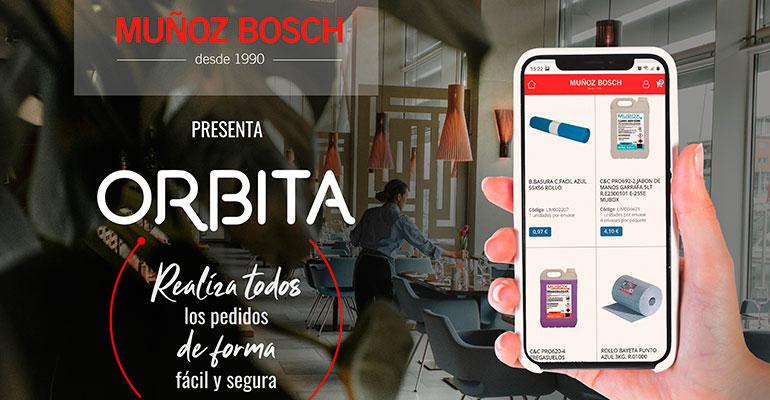 Órbita: la nueva herramienta digital para autogestionar pedidos y necesidades