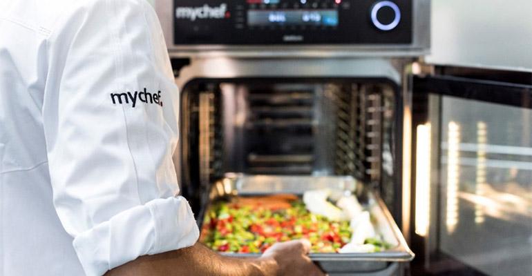 mychef ofrece una garantía de 10 años en sus hornos