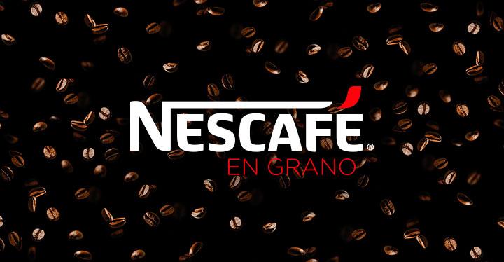 Nescafé en grano premium para la hostelería
