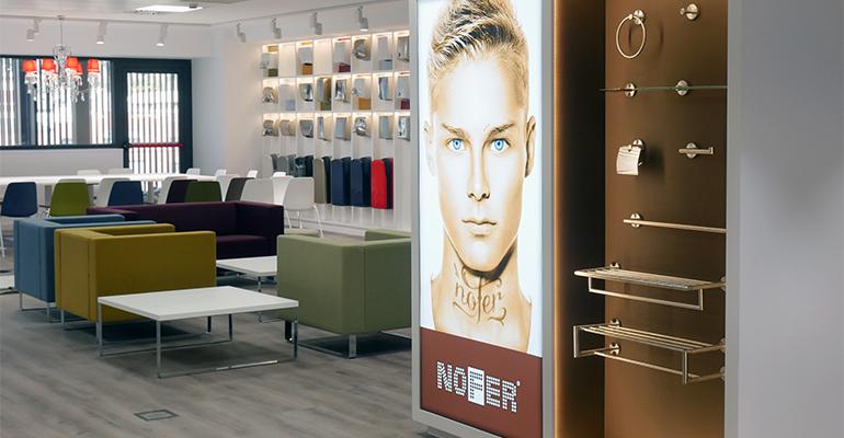Nuevo showroom de Nofer