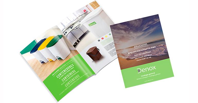 Denox presenta su catálogo más extenso de menaje e higiene
