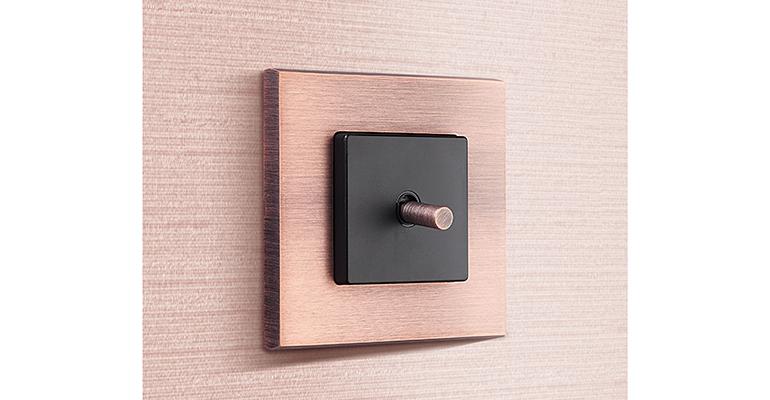 Nuevos interruptores soho de FEDE