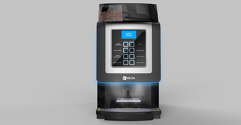 Koro Prime espresso n&w