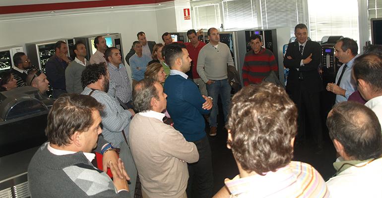 Jornada puertas abiertas N&W en Coslada, Madrid