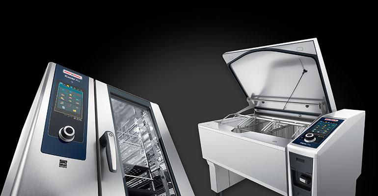 Equipamiento para optimizar procesos en la cocina industrial ahorrando espacio y energía