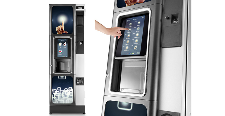 Opera Touch Global Vending