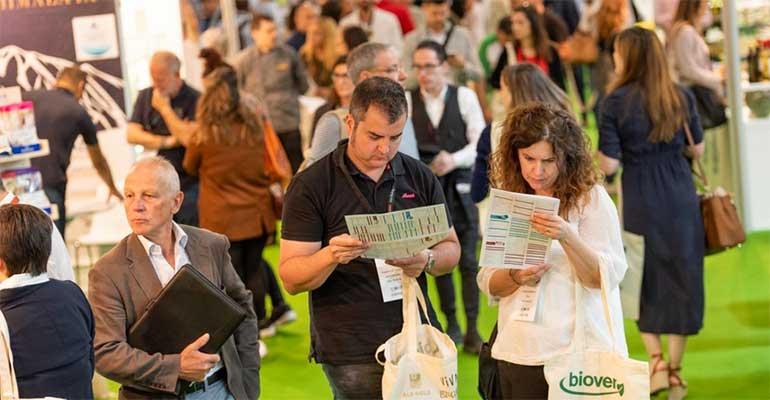 Organic Food Iberia congregará los productos ecológicos de todo el mundo
