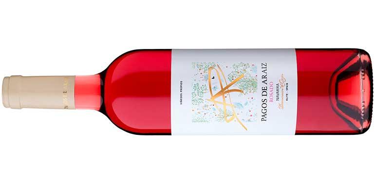 El mejor vino rosado de Navarra