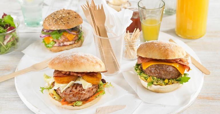 Gama Pan Burger Europastry