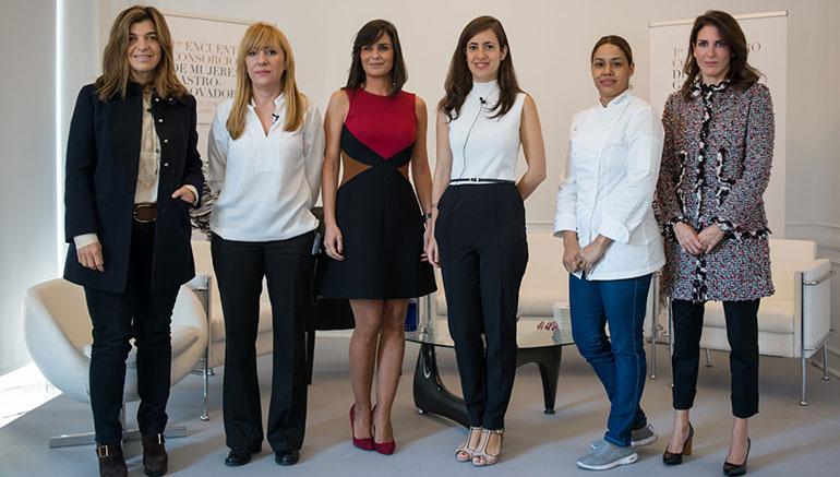 primer encuentro Consorcio mujeres gastro-innovadoras