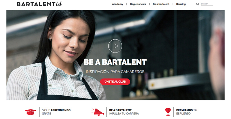 Bartulen Lab web