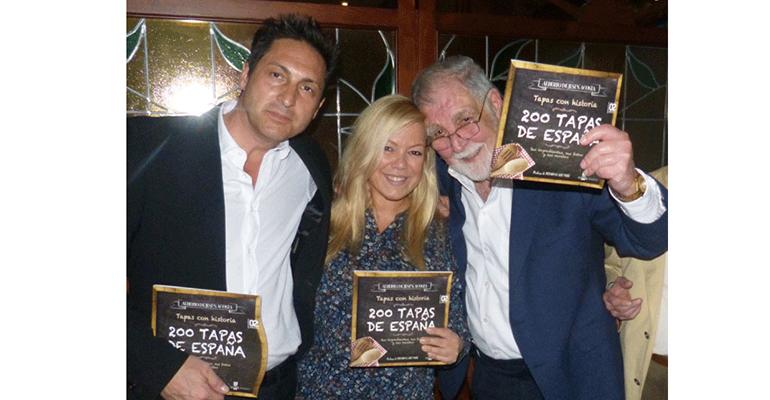 Premio LID Editorial 200 tapas de españa