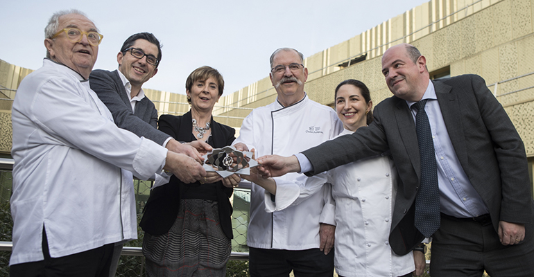 Presentación basque culinary world prize