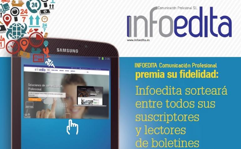 Premio suscriptores infohoreca