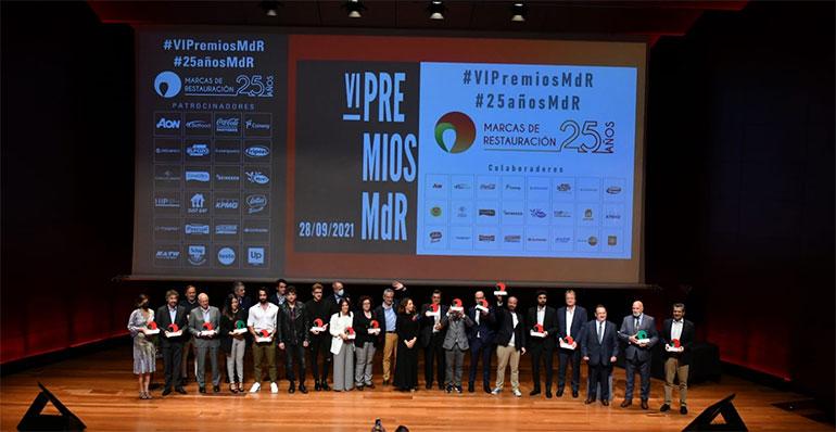 Marcas de Restauración celebra la entrega de sus Premios de Restauración de Marca