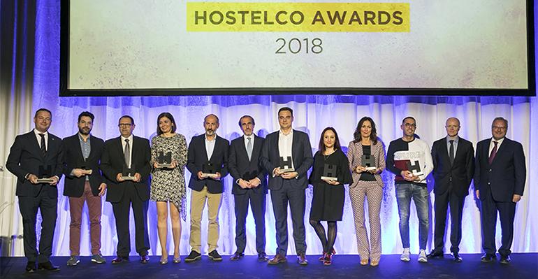 Premios Hostelco 2018