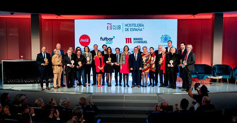 Premios Nacionales hostelería de españa