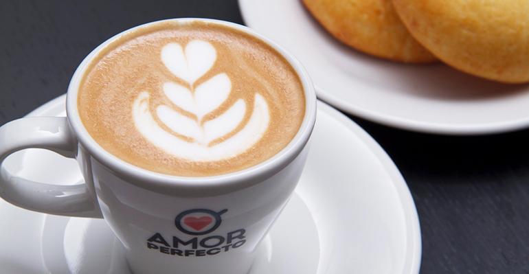 Cafés Amor perfecto para baristas profesionales