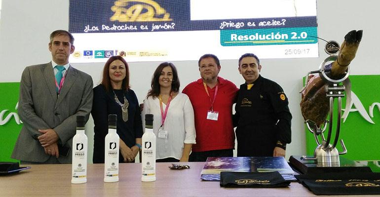 Aceites de Priego de Córdoba