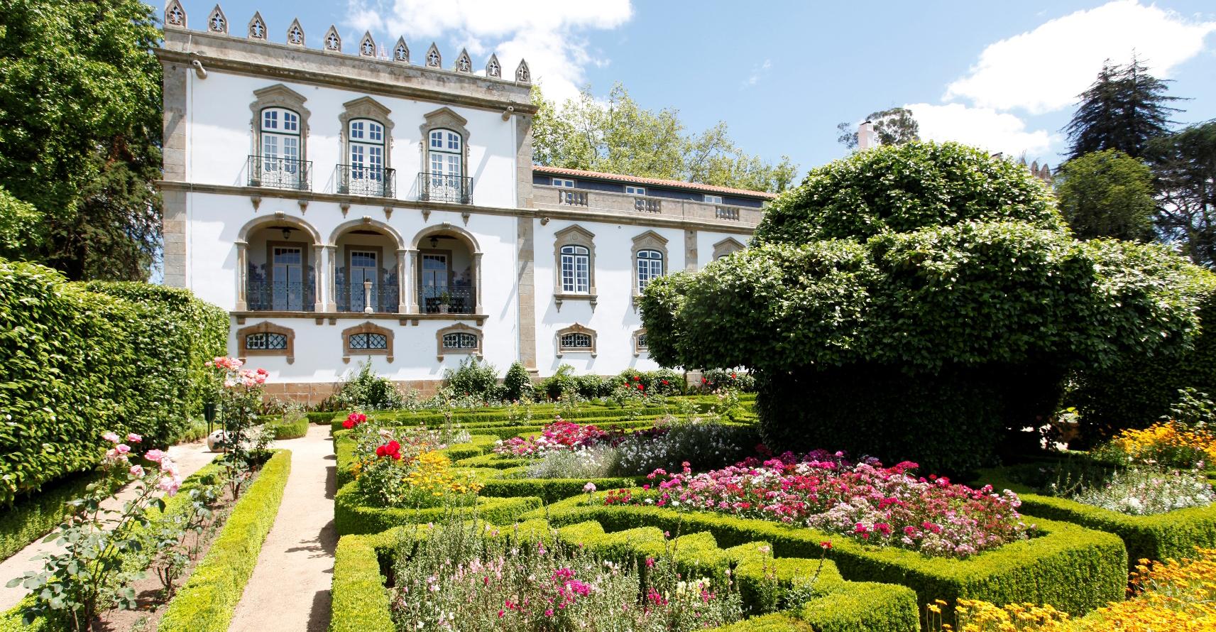 Parador Casa da Ínsua, el primero bajo modelo de franquicias de Paradores de Turismo,