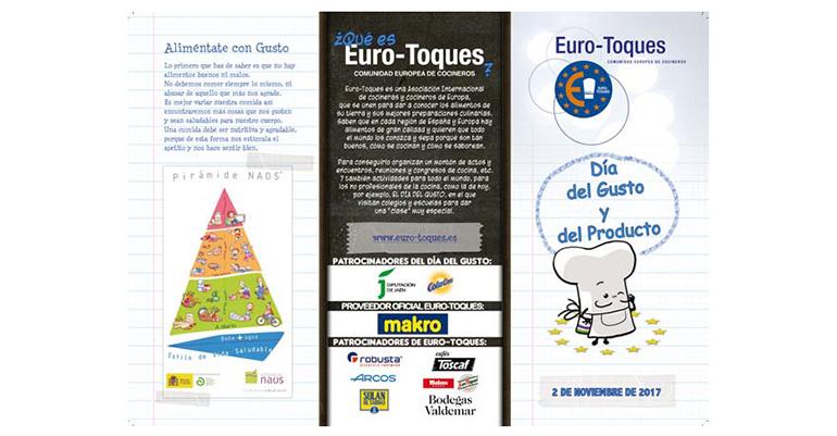 Promoción Día del Gusto de Eurotoques