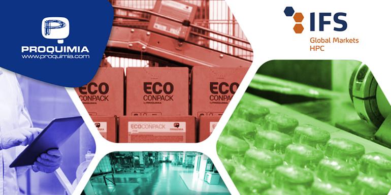 Productos químicos para limpieza, ahora con la IFS Global Markets HPC
