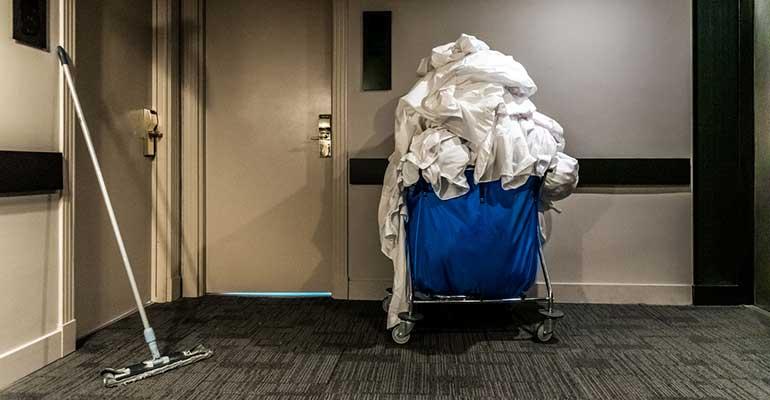 Protocolo higiene hoteles