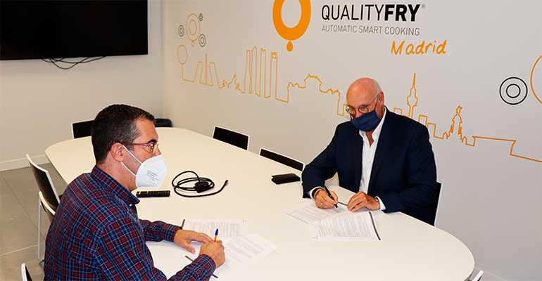 QualityFry comienza a distribuir sus productos en el sector hotelero