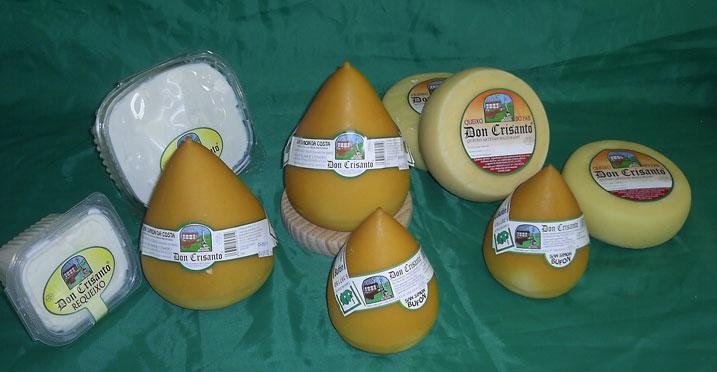 Queso Don Crisanto, mejor queso de españa