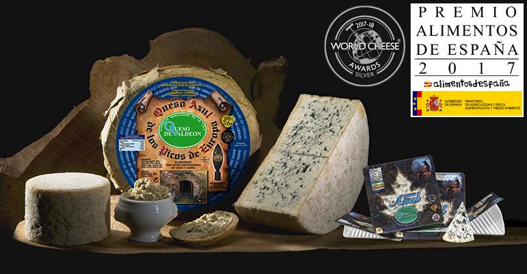 mejor queso azul de españa