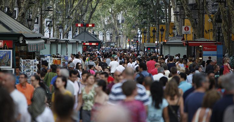 Crecen las visitas de turistas extranjeros a nuestro país en enero de 2017