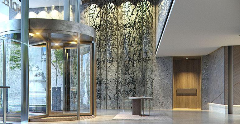 Recepción Hotel VP Plaza España