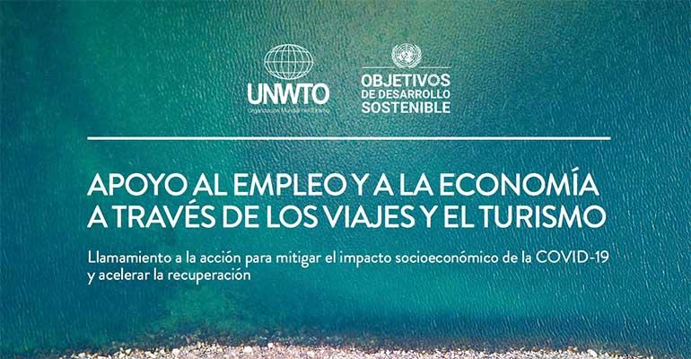 El turismo mundial pide ayudas urgentes para acelerar la recuperación