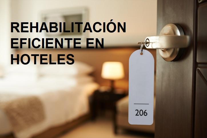 Infoedita organiza una jornada formativa sobre rehabilitación eficiente de hoteles