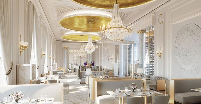 Restaurante Hotel Ritz