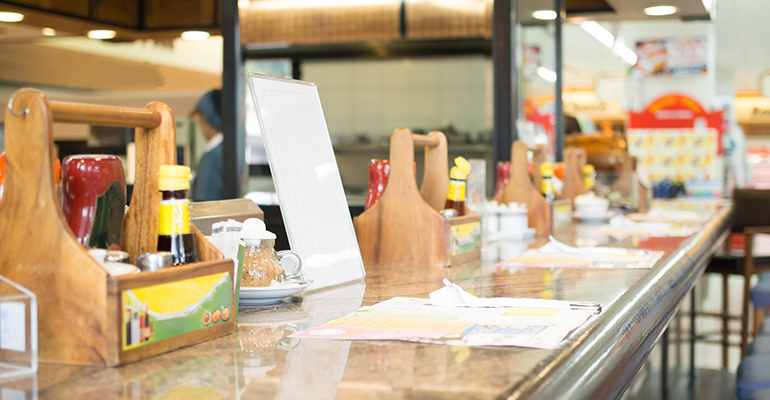Restaurante de servicio rápido
