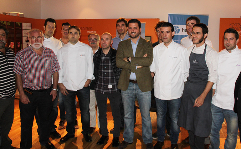 Chefs restaurantes sostenibles
