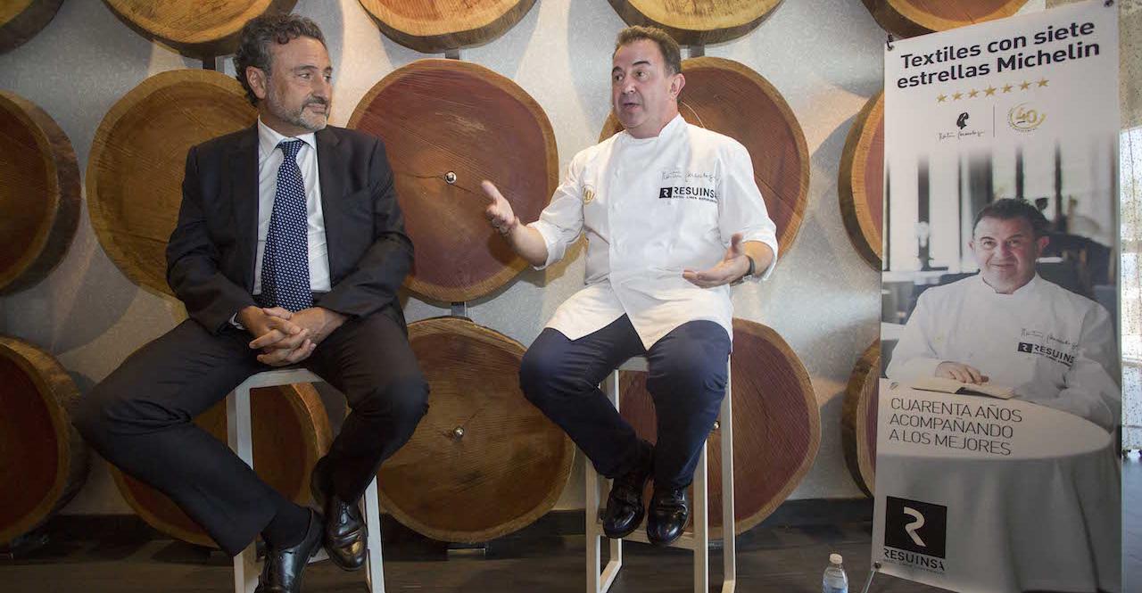 Martín Berasategui y resuinsa