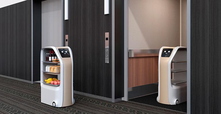 El 94,7% de los hoteles cree que la robótica puede mejorar su eficiencia