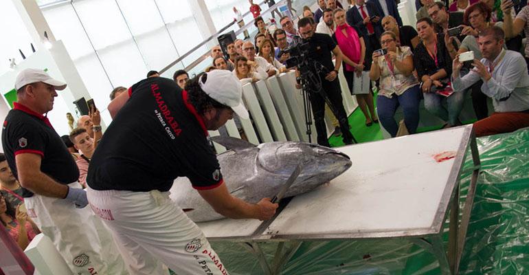 ronqueo del atún en Andalucía Sabor