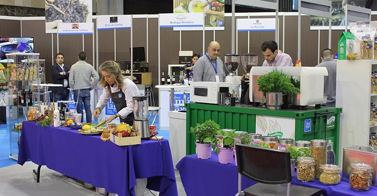 productores de la región Sabor a Málaga