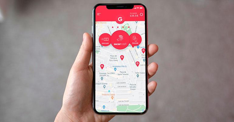 App para sacar dinero en los establecimientos