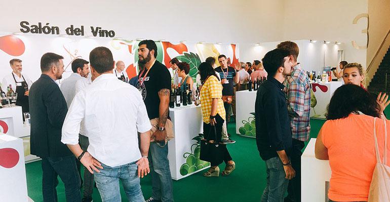 Salón del vino en Andalucía Sabor