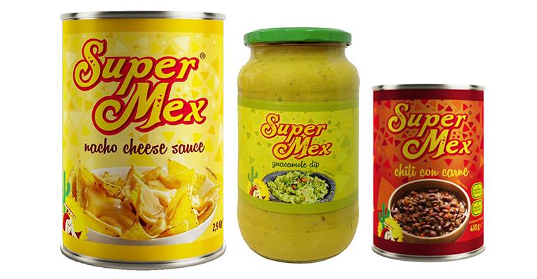 Salsas estilo mexicano para restaurantes