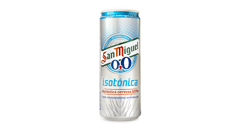 san miguel sin alcohol isotonica