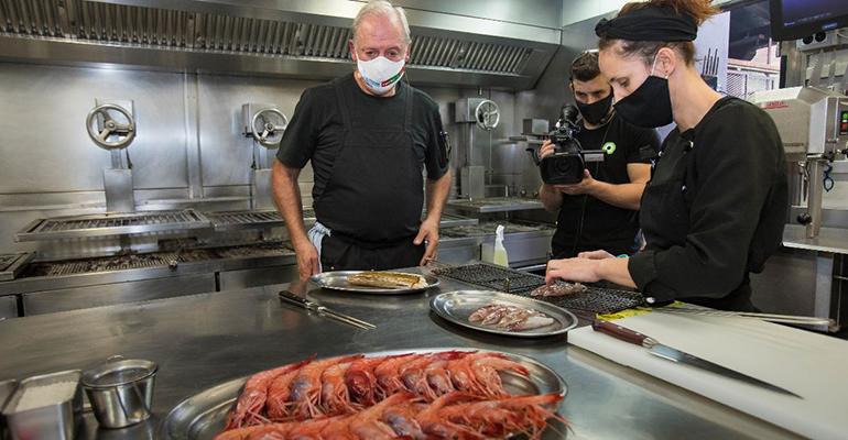 San Sebastian Gastronomika 2020 siembra un precedente en los congresos online