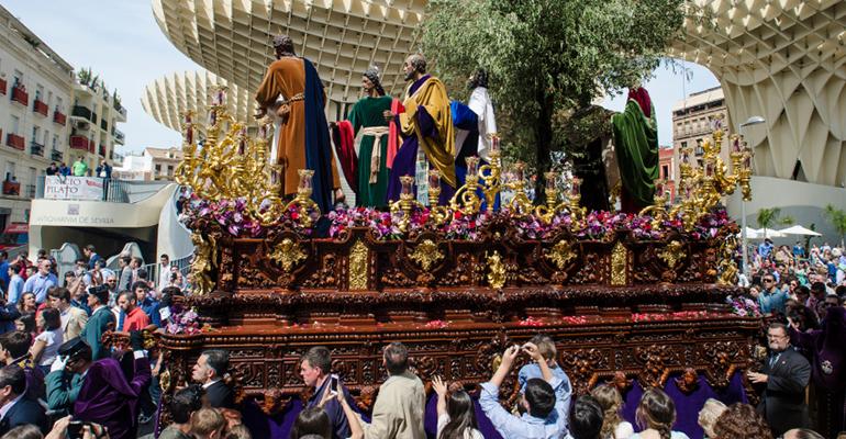 Semana Santa Sevilla 2015