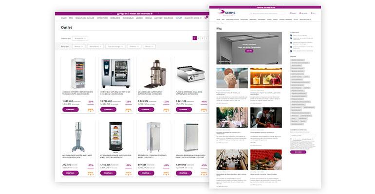 Sehr Equipments tienda online