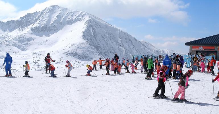 turismo de nieve y montaña andorra