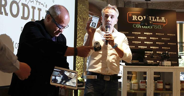 Soluciones tecnológicas aplicadas a hostelería en Rodilla
